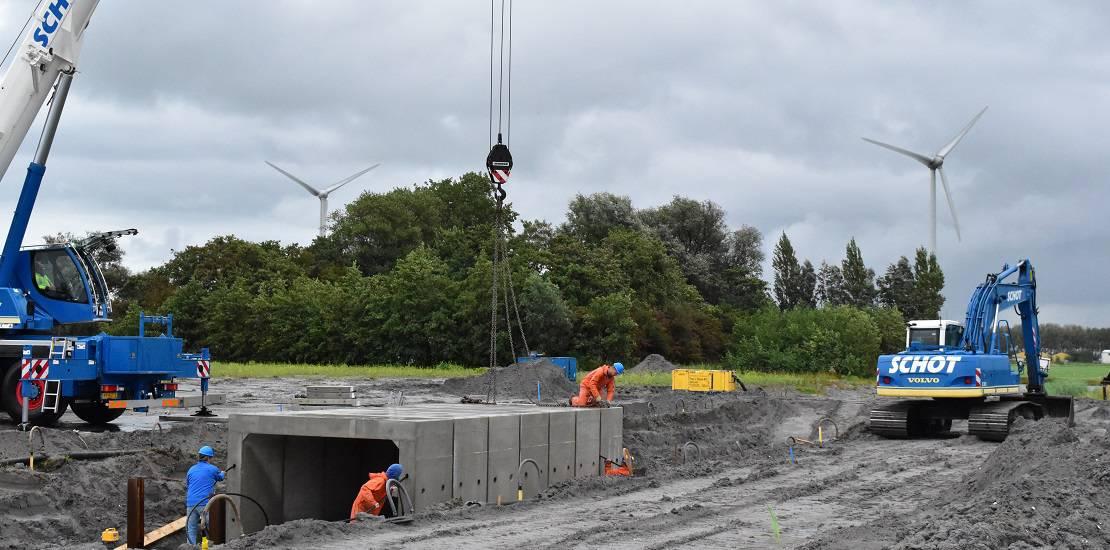 Betonconstructie & Waterbouw