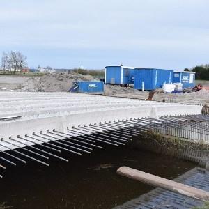 aanleg bruggen waterbouw schot infra