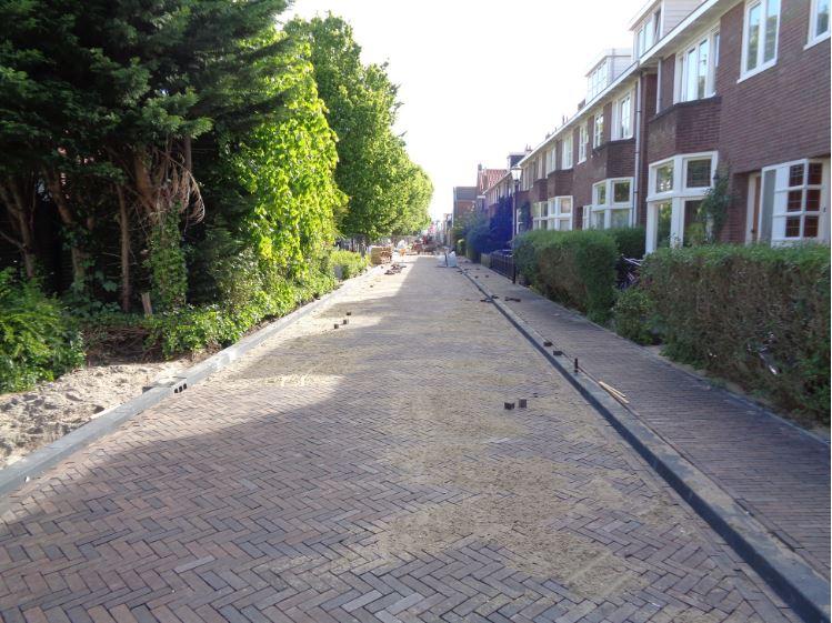 Schot infra riolering Herengracht Zaandam4