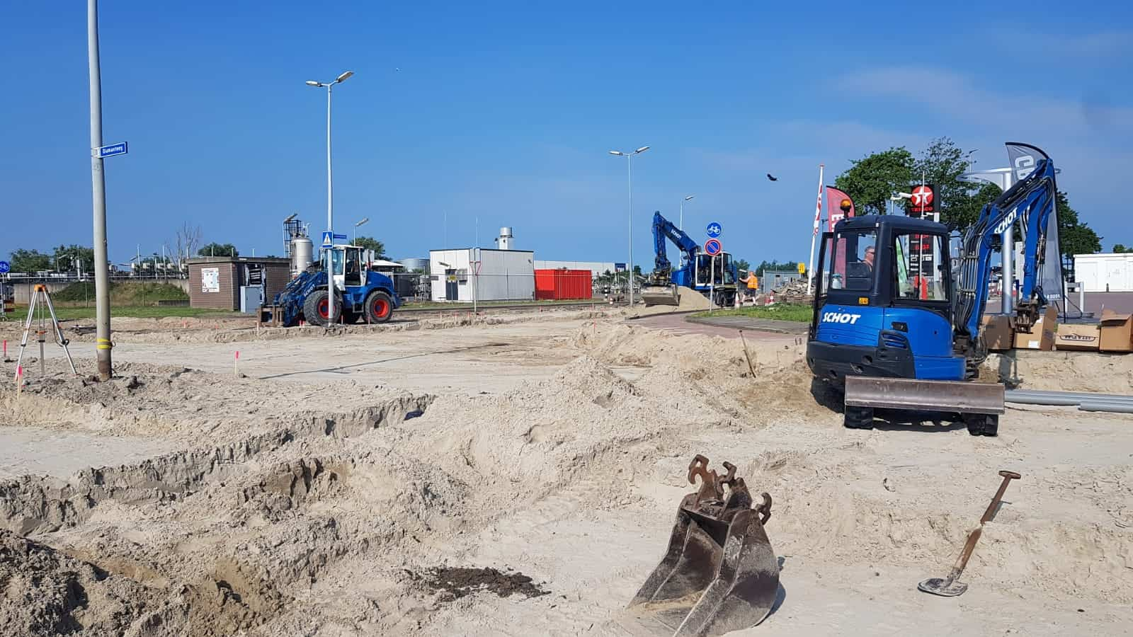 Groot onderhoud Diamantweg Alkmaar 7