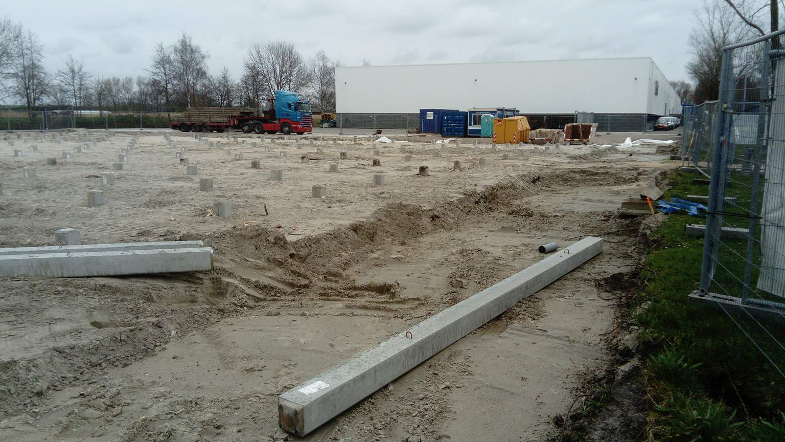 nieuwbouw grondwerk terreinverharding hörmann alkmaar 1