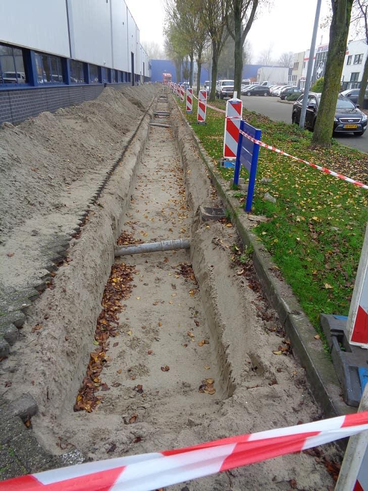 nieuwbouw grondwerk terreinverharding hörmann alkmaar 2