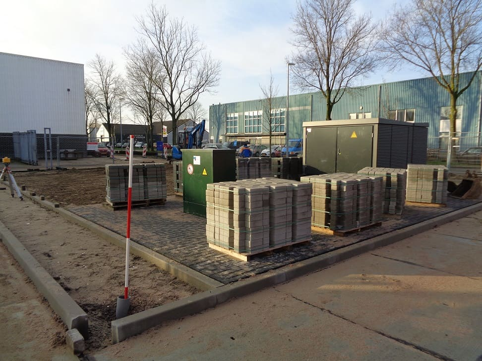 nieuwbouw grondwerk terreinverharding hörmann alkmaar 5