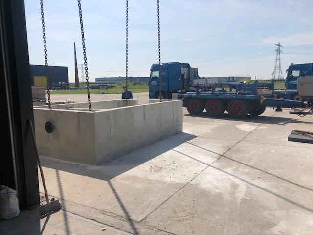 schot infra prefab beton betonput heijmans leeuwarden middelsee 11