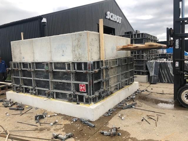 schot infra prefab beton betonput heijmans leeuwarden middelsee 7