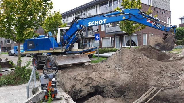 gemeente de fryske marren rioolrenovatie herinrichting zuiderzeestraat lemmer bommen 1
