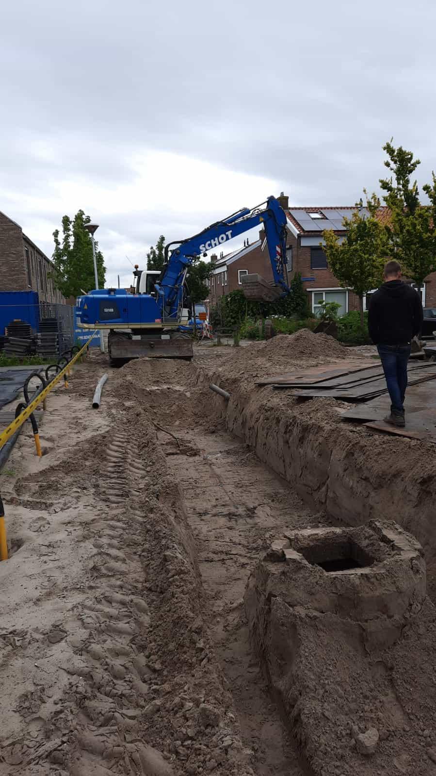 gemeente de fryske marren rioolrenovatie herinrichting zuiderzeestraat lemmer bommen 2